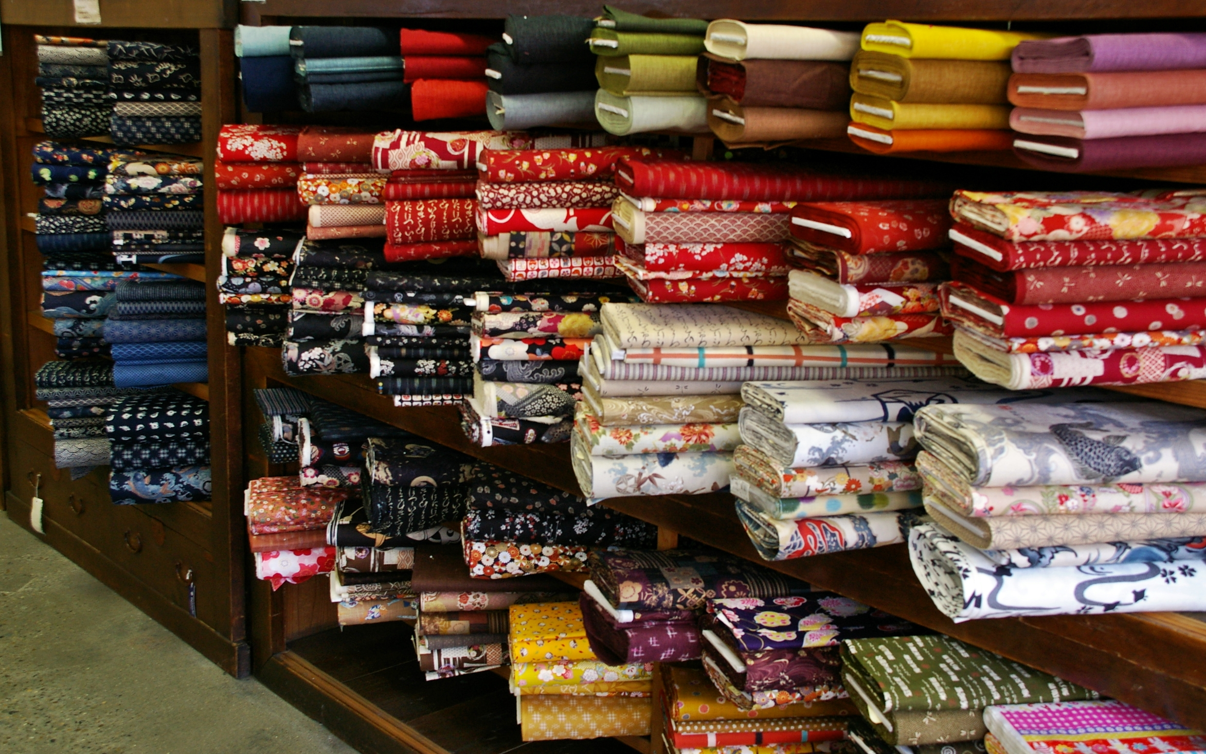 Authentic Japanese Patchwork Fabric : quilt shops in sydney australia - Adamdwight.com