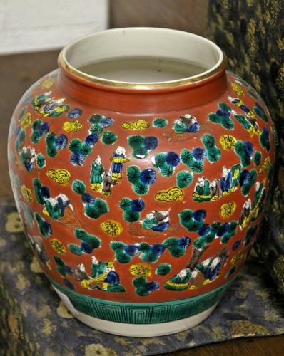 Japanese Antique Vintage Contemporary Ceramics Supplier Yakimono