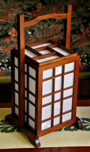 Shoji Table/Bedside Lamps