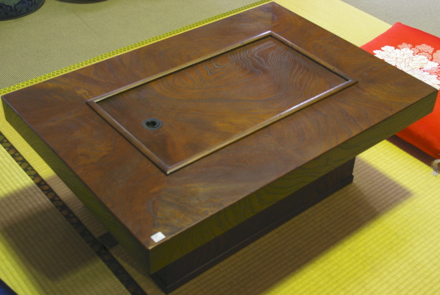 Genuine Japanese Kotatsu Tables